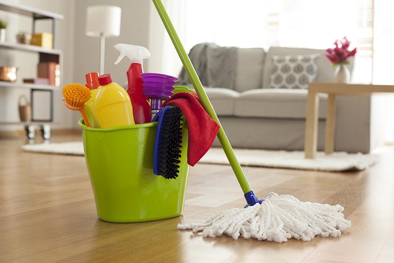 部屋を掃除するコツを紹介